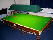 Pretoria Room (Snooker)